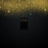 gold glitter texture background confetti explosion - 170955215