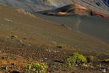 Hawaii Maui Haleakala volcano crater - 170967239