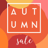 Autumn Sale Design - 170969064