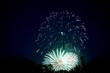 cluster fireworks