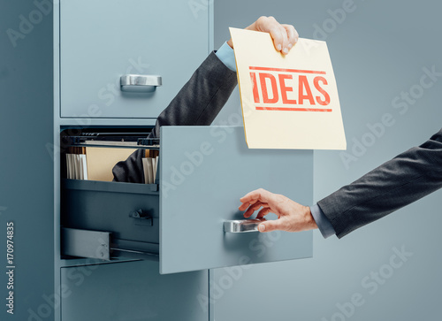 Business innovations and ideas