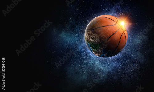 Basketball game concept - 170999069