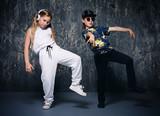 kids dancing hip-hop - 171001439