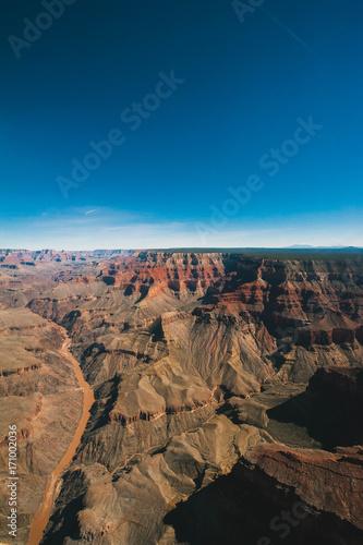 Papiers peints Cappuccino Grand Canyon
