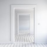 home doorway interior - 171006451
