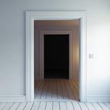 home doorway interior - 171006457