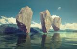 floating rocks - 171006464