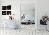 modern bedroom - 171006490