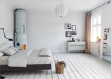 modern bedroom - 171006492