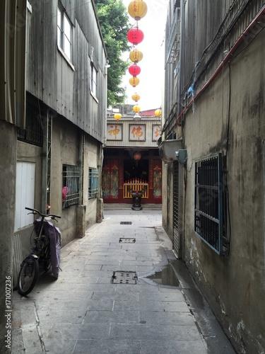台南 旅 路地
