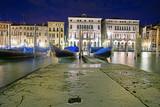 Venezia, paesaggio dal canale.