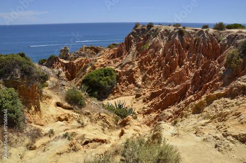 Foto op Plexiglas Beige Algarve