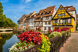 Old town of Colmar, Alsace, France - 171100245
