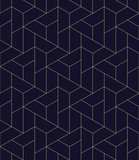 Fototapety simple seamless geometric grid vector pattern