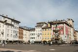 Square Bozen/Bolzano Italy