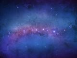 Galaxy stars - infinity universe
