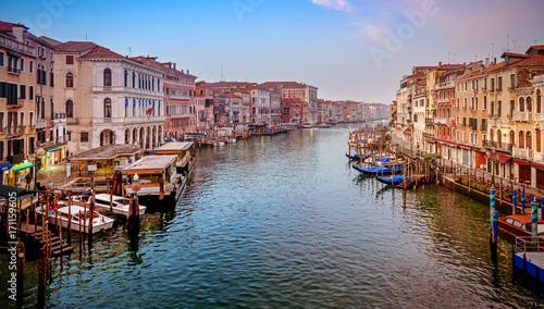 Zdjęcia na płótnie, fototapety na wymiar, obrazy na ścianę : Venise