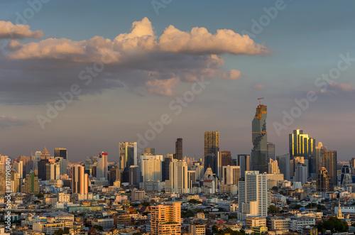 Fotobehang Bangkok Bangkok city