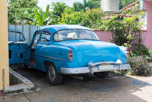 Foto op Canvas Havana Streets of Cuba