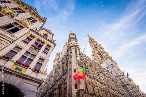 Foto op Canvas Brussel Bruxelles - Belgium