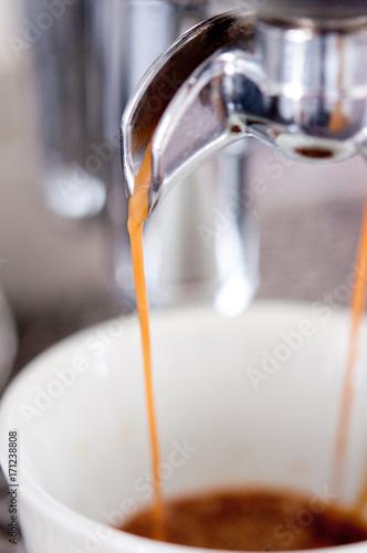 Der perfekte Espresso Poster