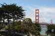 Golden Gate vue San Francisco