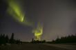 northern lights in Winnipeg