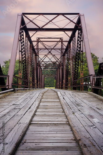 Old Steal Bridge