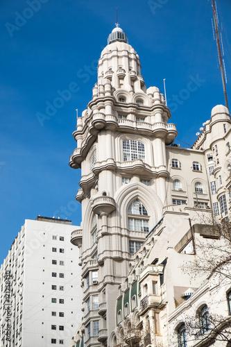 Foto op Plexiglas Buenos Aires Historic old building in Buenos Aires, Argentina