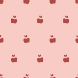seamless apple pattern - 171259643