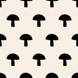 seamless mushroom pattern - 171260413