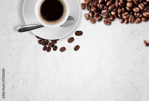 Poster Coffee.