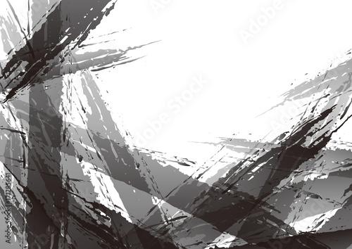 墨痕 墨 和の背景