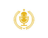 Premium Podcast Icon Logo Design Element - 171293854