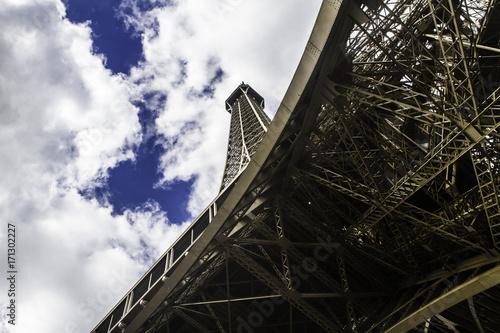 Fotobehang Eiffeltoren Tour Eiffel