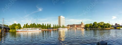 Papiers peints Photos panoramiques Potsdam Havel