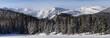 Echo Lake Winter - Colorado