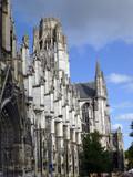 Abbatiale Saint-Ouen à Rouen. - 171352689