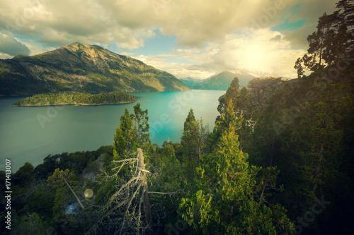 Lago Mascardi view