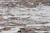 peinture écaillée sur vieux bois  - 171413428