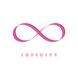 infinity symbol pink - 171424623