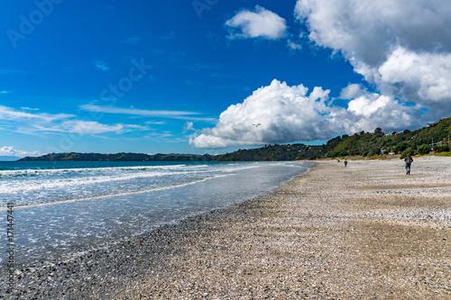 Onetangi Beach Waiheke Island New Zealand