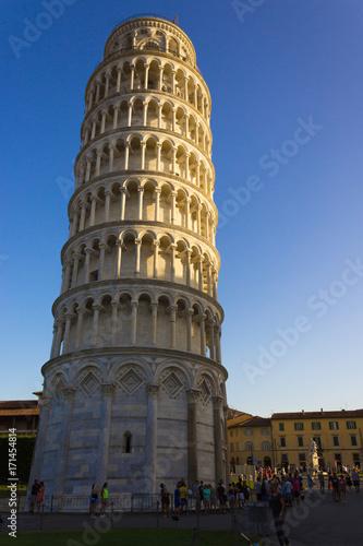 Aluminium Toscane Tower Pisa in Pisa, Italy