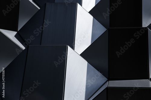 Abstract modern architectural background. texture, pattern, geometric