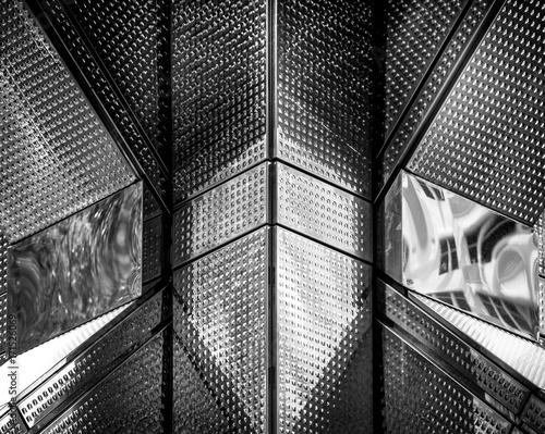 Foto op Aluminium Toronto Modern Architecture Detail
