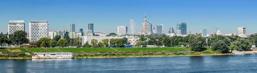 Warszawa, panorama miasta © Dejan Gospodarek