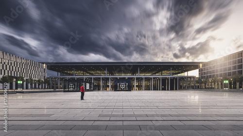 Foto op Plexiglas Berlijn BER Flughafen Berlin Schönefeld