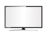 TV flat screen lcd, plasma realistic - 171615098