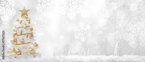 Foto Murales Christmas decoration
