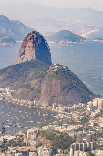Deurstickers Rio de Janeiro Zuckerhut